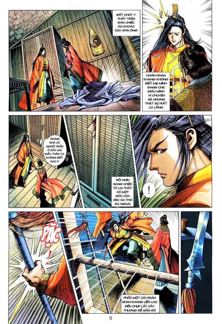 Anh Hùng Xạ Điêu anh hùng xạ đêu chap 15 trang 5