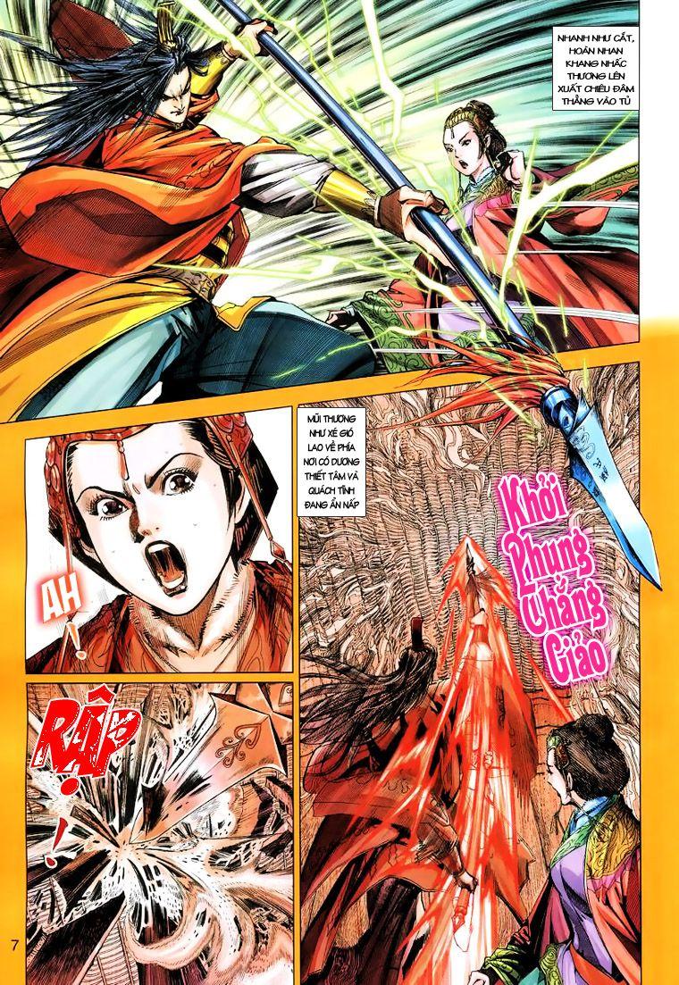Anh Hùng Xạ Điêu anh hùng xạ đêu chap 15 trang 6