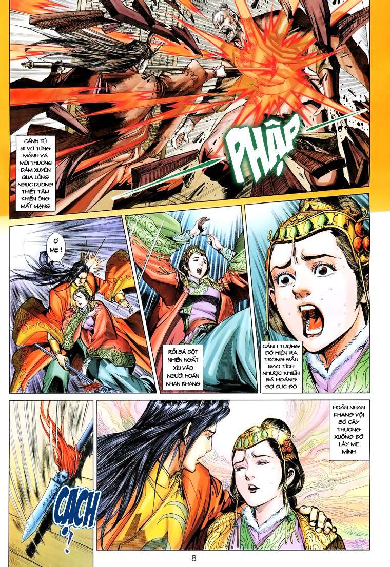 Anh Hùng Xạ Điêu anh hùng xạ đêu chap 15 trang 7