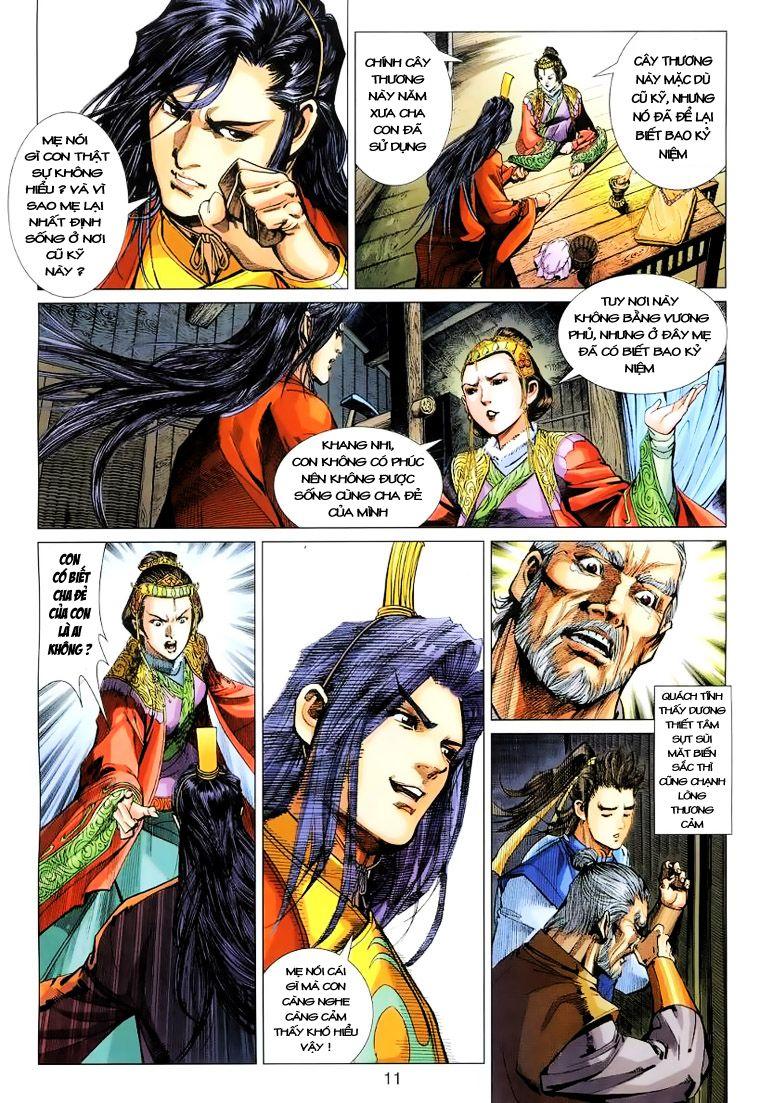 Anh Hùng Xạ Điêu anh hùng xạ đêu chap 15 trang 10