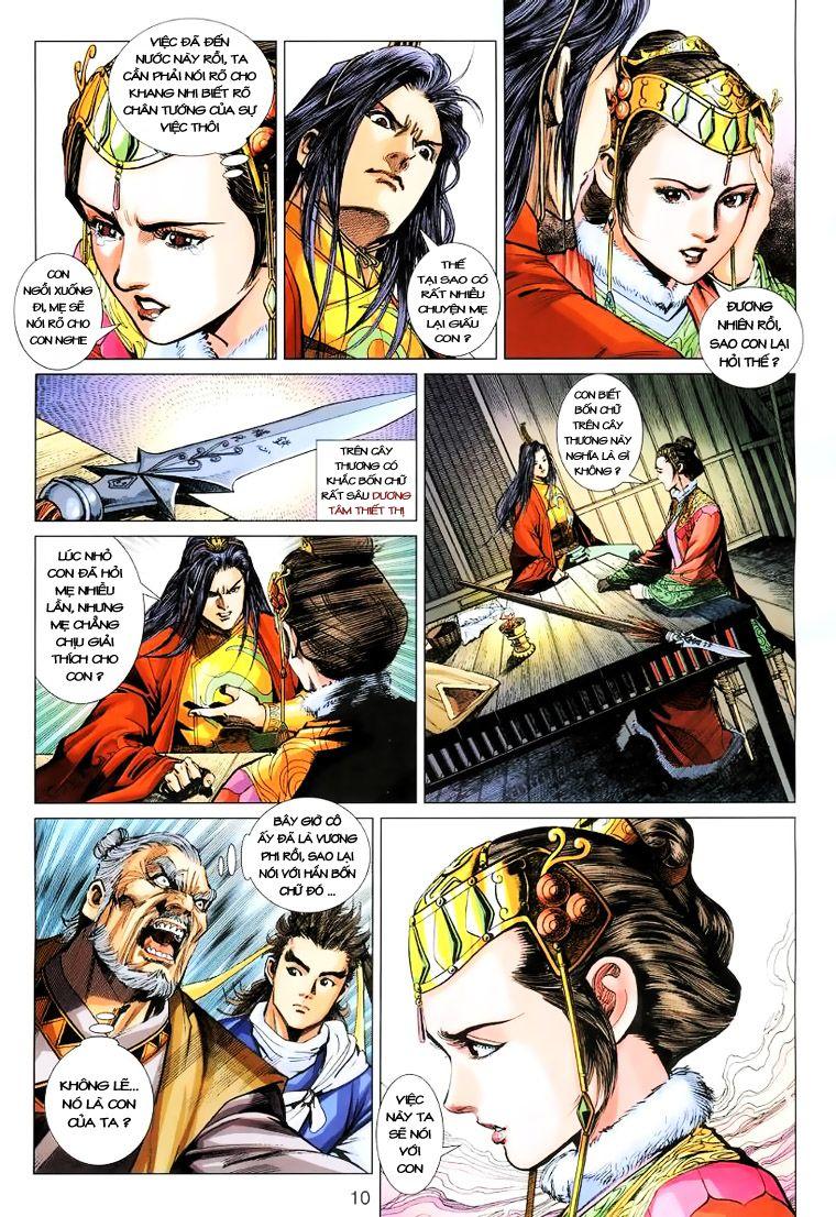 Anh Hùng Xạ Điêu anh hùng xạ đêu chap 15 trang 9