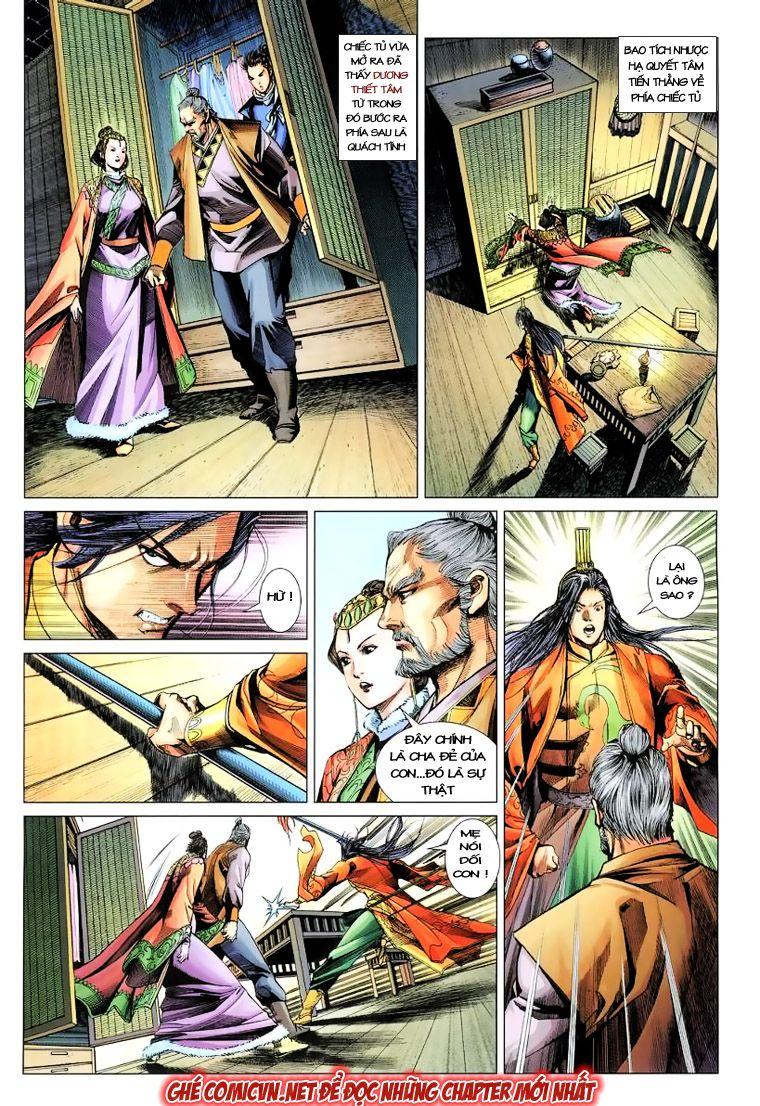 Anh Hùng Xạ Điêu anh hùng xạ đêu chap 15 trang 13