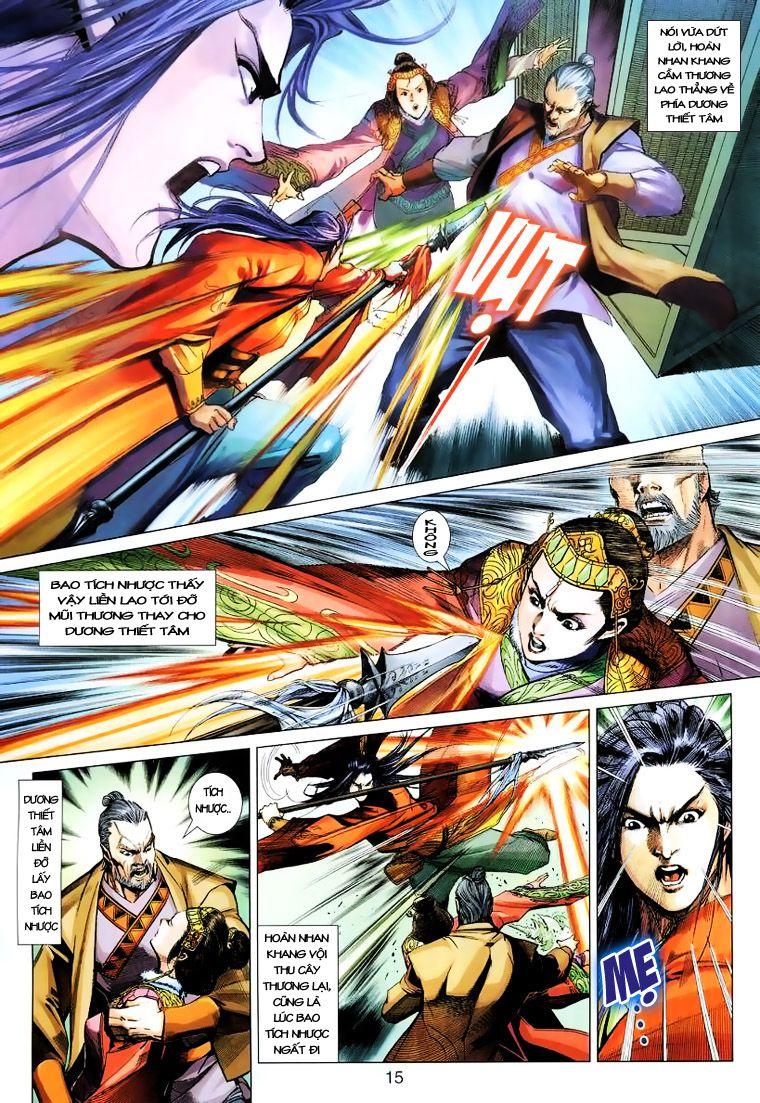 Anh Hùng Xạ Điêu anh hùng xạ đêu chap 15 trang 14
