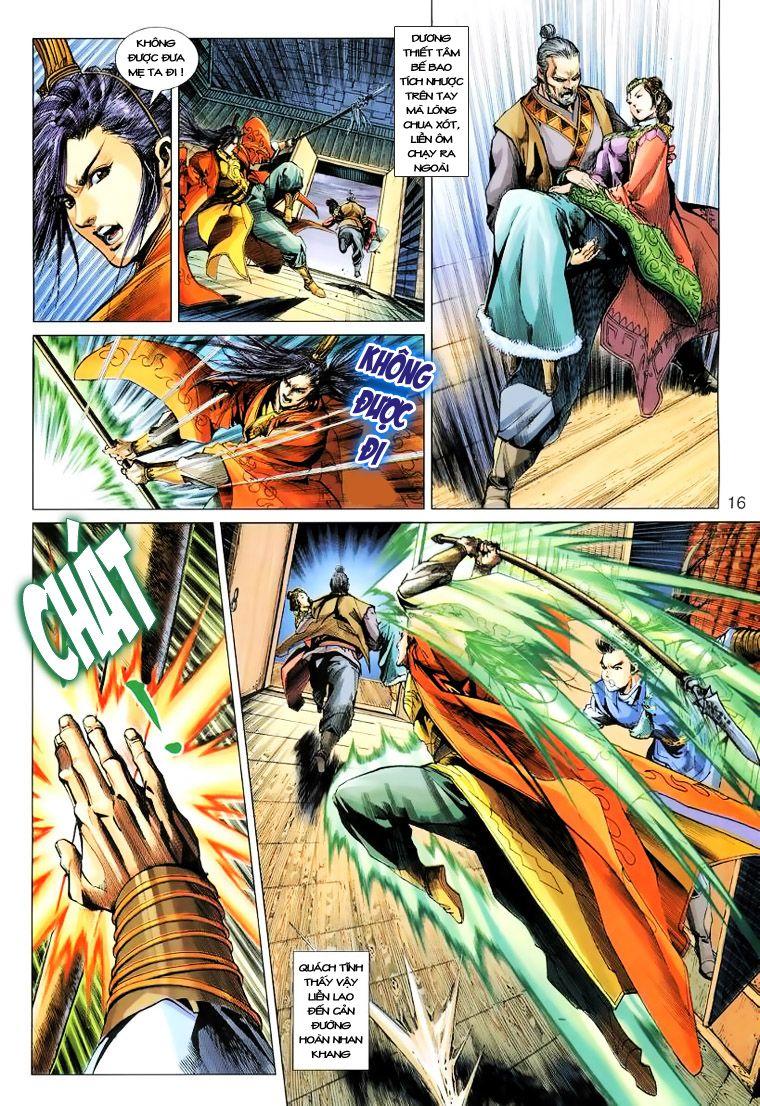 Anh Hùng Xạ Điêu anh hùng xạ đêu chap 15 trang 15