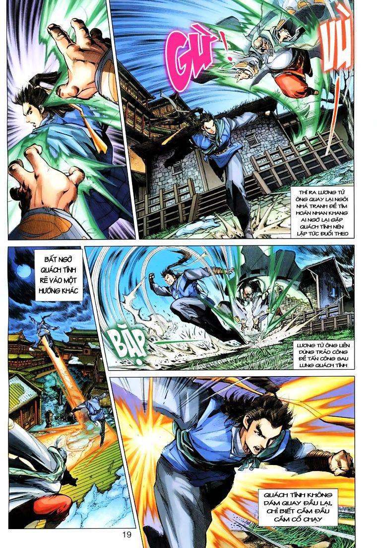 Anh Hùng Xạ Điêu anh hùng xạ đêu chap 15 trang 18