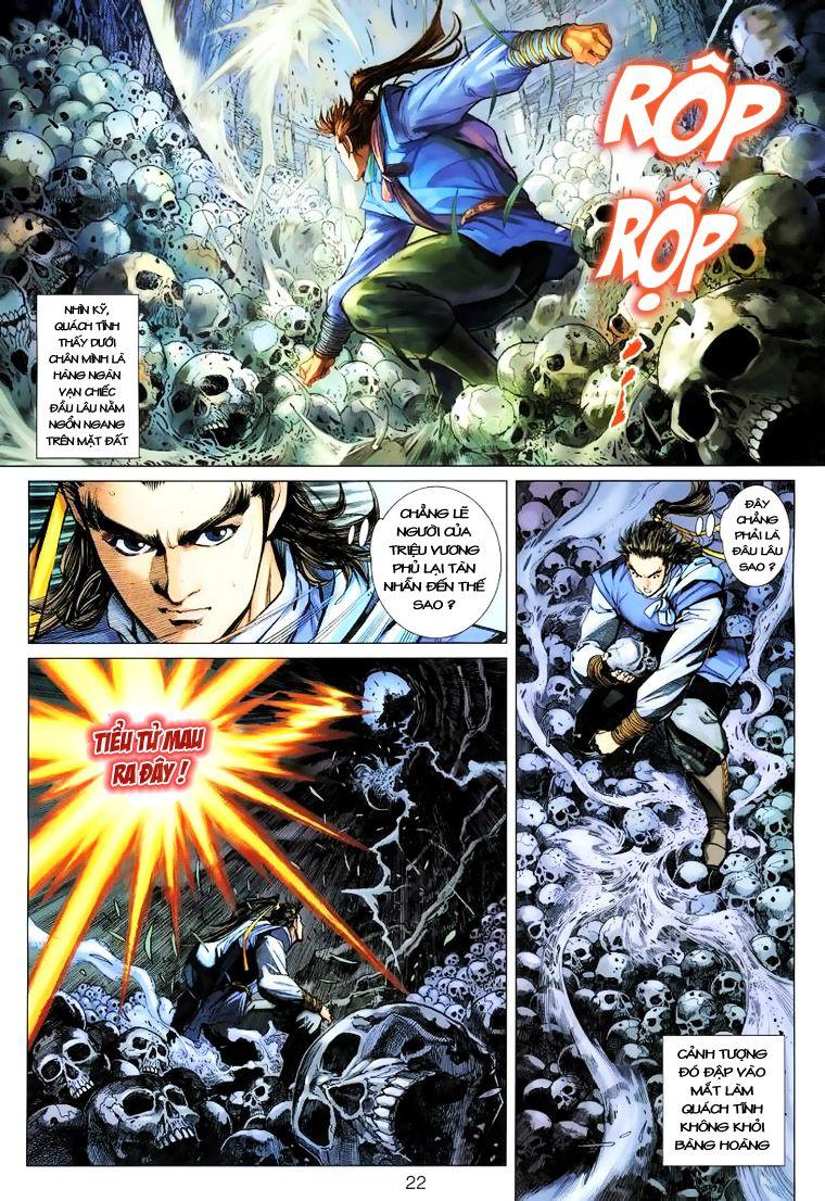 Anh Hùng Xạ Điêu anh hùng xạ đêu chap 15 trang 21