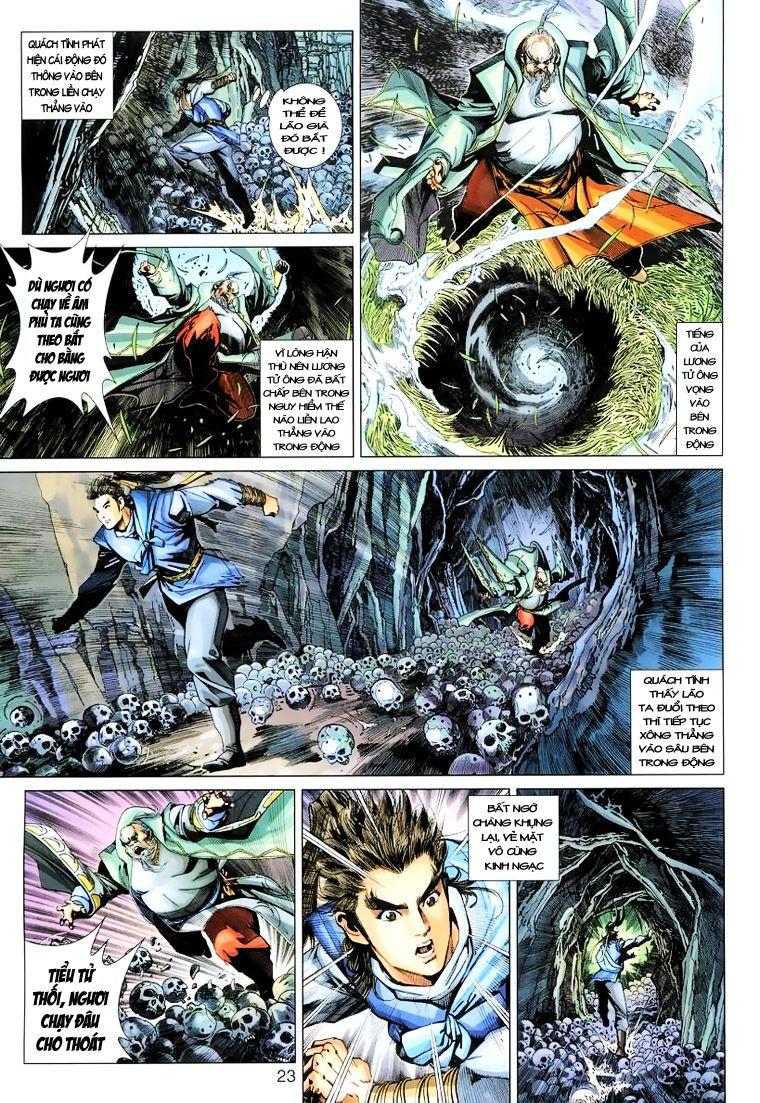 Anh Hùng Xạ Điêu anh hùng xạ đêu chap 15 trang 22