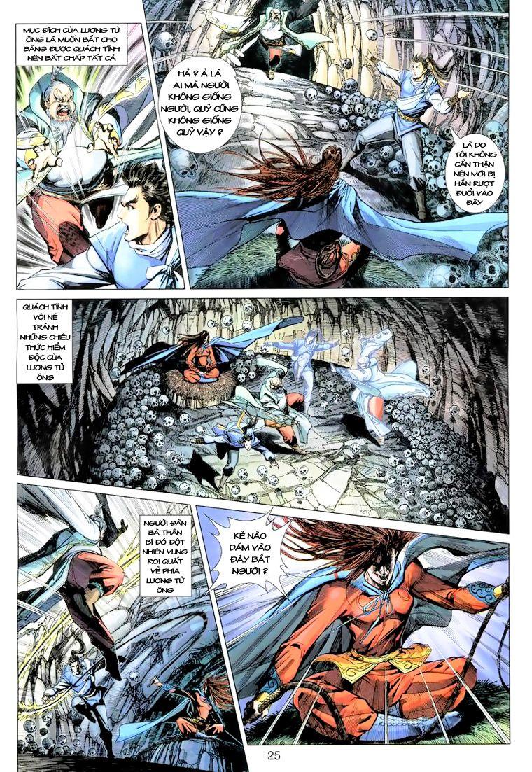 Anh Hùng Xạ Điêu anh hùng xạ đêu chap 15 trang 24