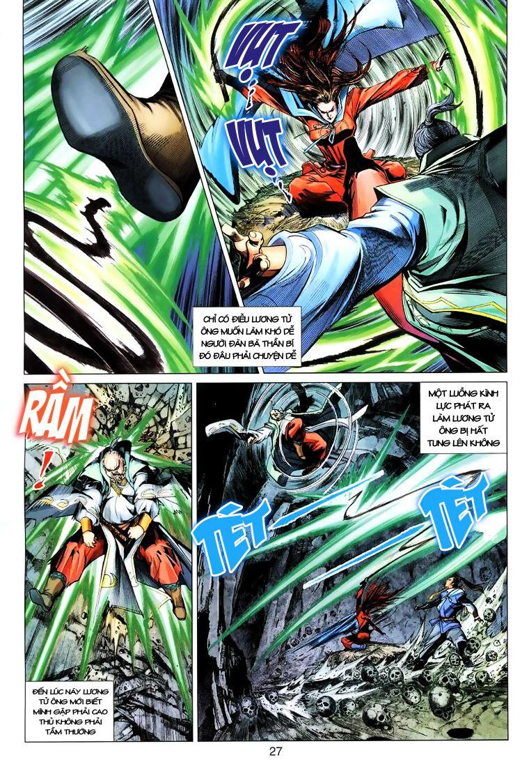 Anh Hùng Xạ Điêu anh hùng xạ đêu chap 15 trang 26