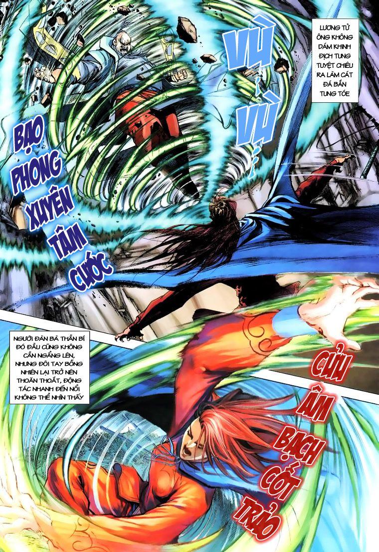 Anh Hùng Xạ Điêu anh hùng xạ đêu chap 15 trang 27