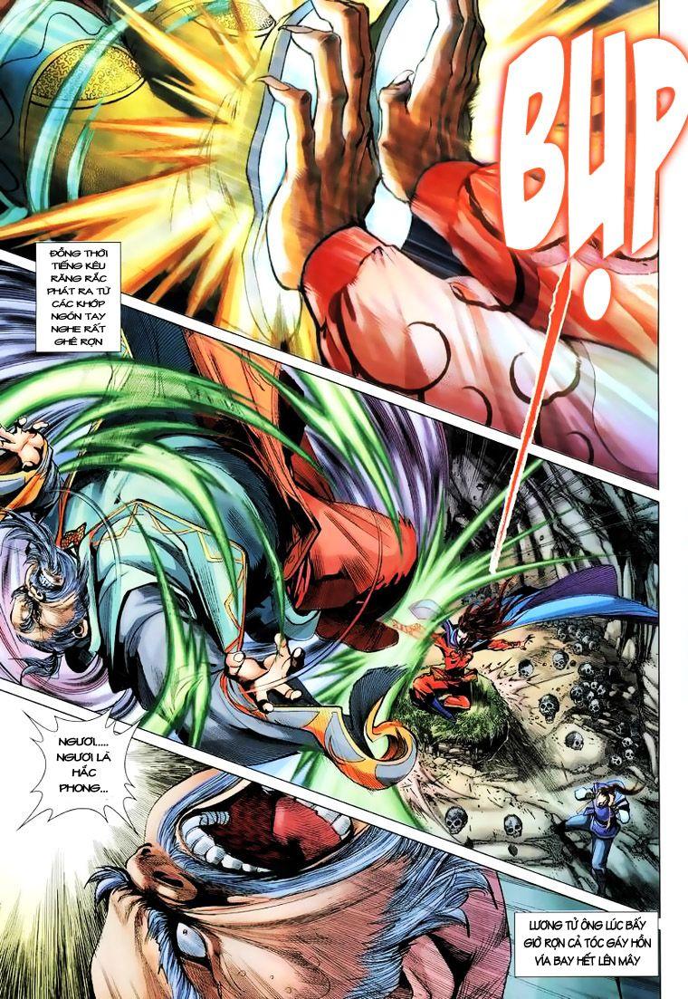 Anh Hùng Xạ Điêu anh hùng xạ đêu chap 15 trang 28