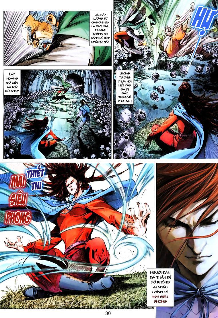 Anh Hùng Xạ Điêu anh hùng xạ đêu chap 15 trang 29
