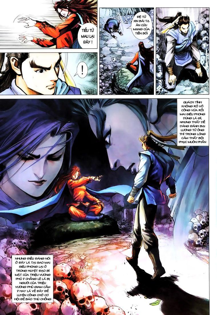 Anh Hùng Xạ Điêu anh hùng xạ đêu chap 15 trang 30