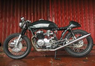 finding parts for your cafe racer #1 ~ return of the cafe racers