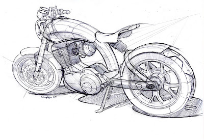 Mac dreams become a reality ~ Return of the Cafe Racers