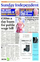 Sunday Independent newspaper