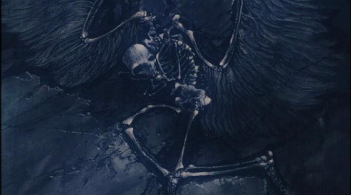 Nihon Cine Art: The Angel's Egg Symbolism