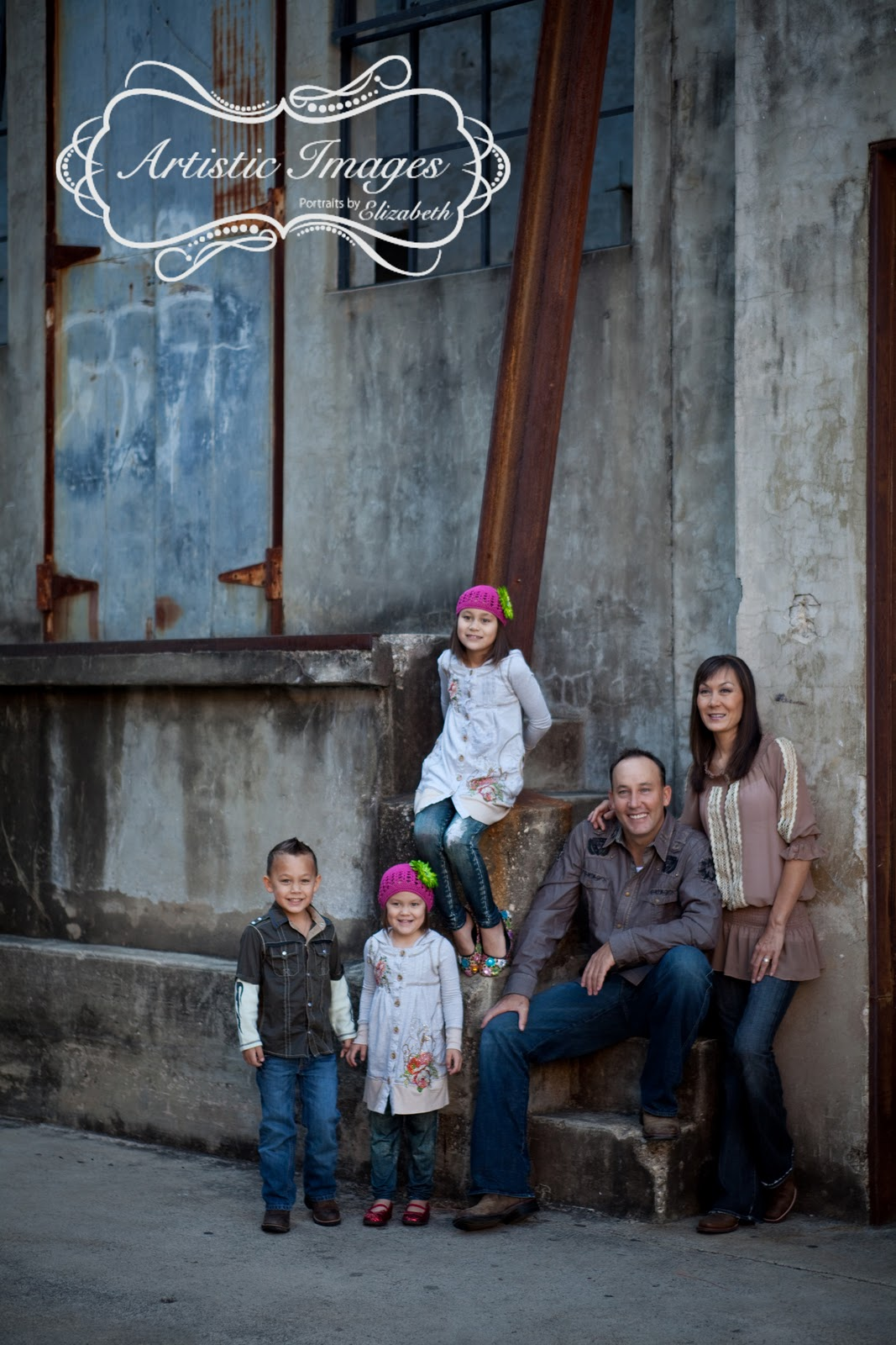 The Artistry Of Elizabeth Homan Fall Family Portraits