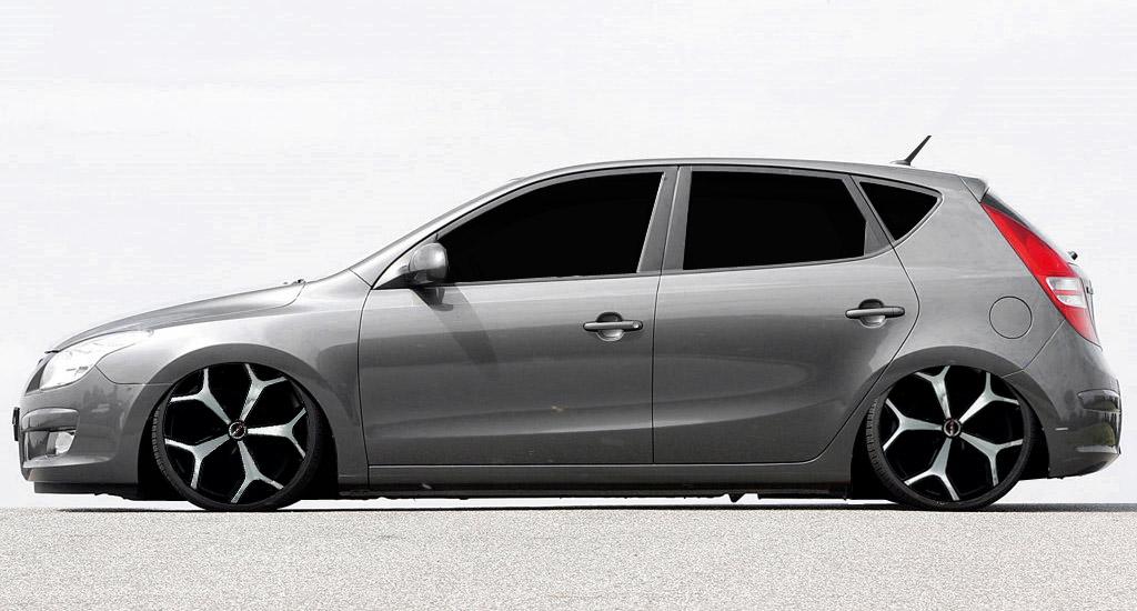 Ford Gt Interior >> Hyundai i30   Auto Projeções