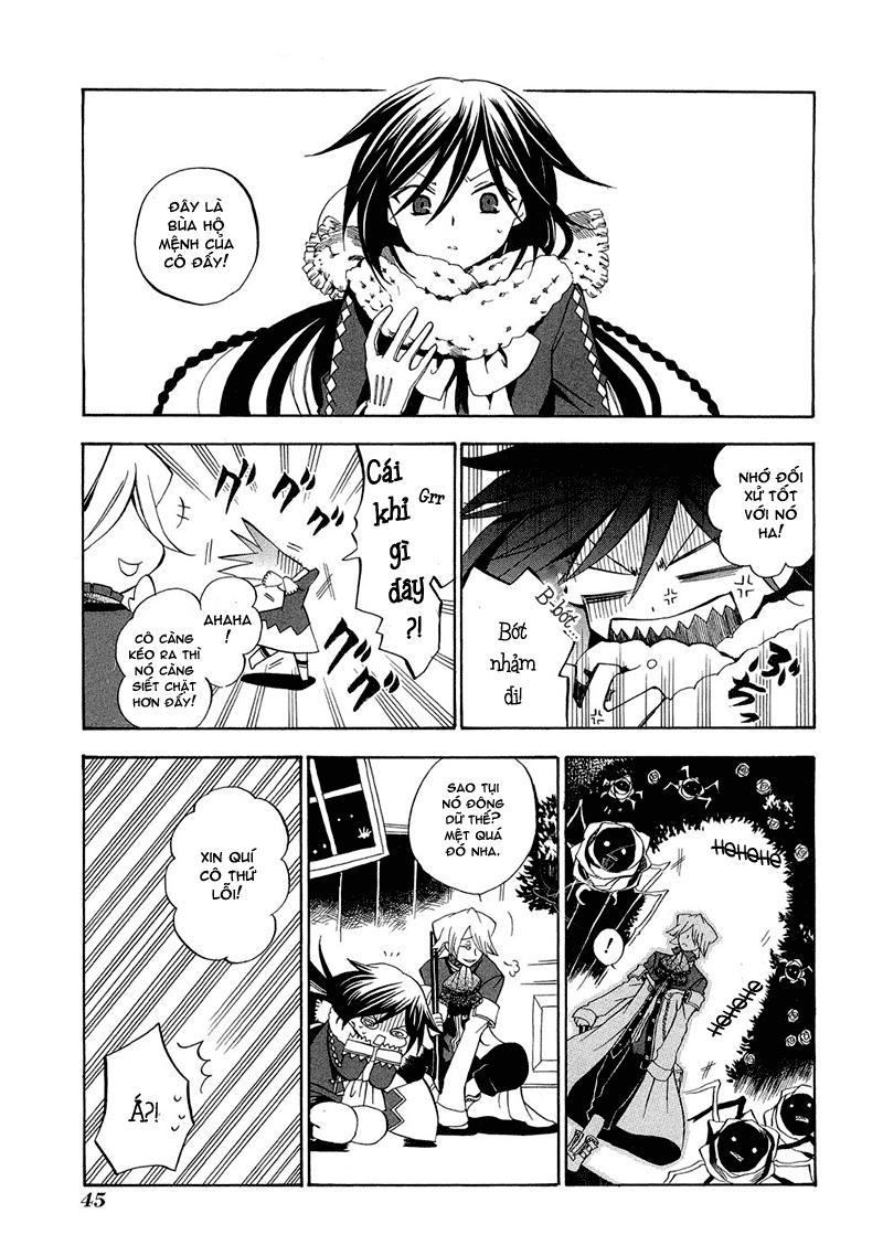 Pandora Hearts chương 015 - retrace: xv welcome to labyrinth trang 13