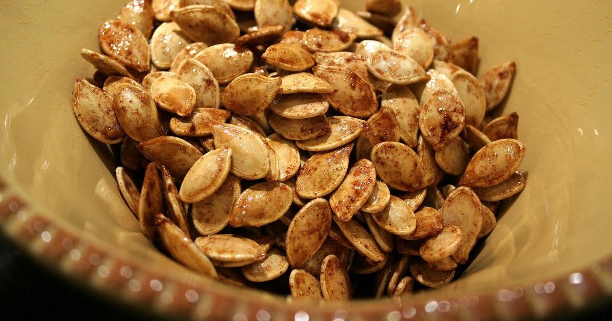 Toasted Pumpkin Seeds Food Network