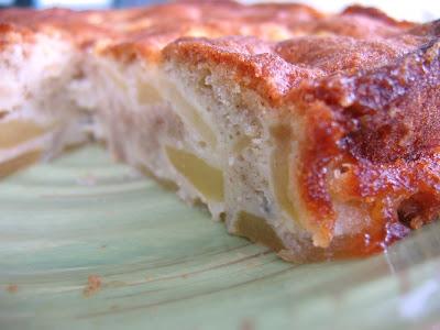 Tuscan Apple Cake Recipe