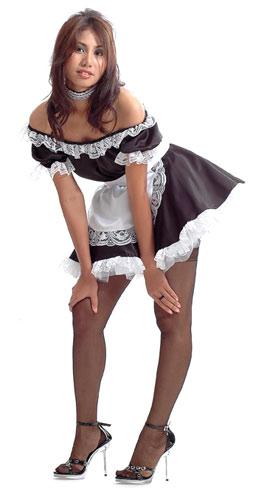 Maid Male Uniform 51