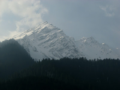Bob Mckerrow Wayfarer Parvati Valley Himalaya