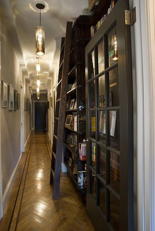 Decorating a Hallway
