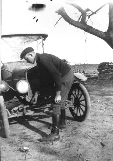 Car Dealerships In Boise Idaho >> Scott and Sallee Ancestors: KENNETH MOVES TO LAMONI, IOWA, THEN BOISE, IDAHO