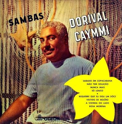 dorival caymmi discografia