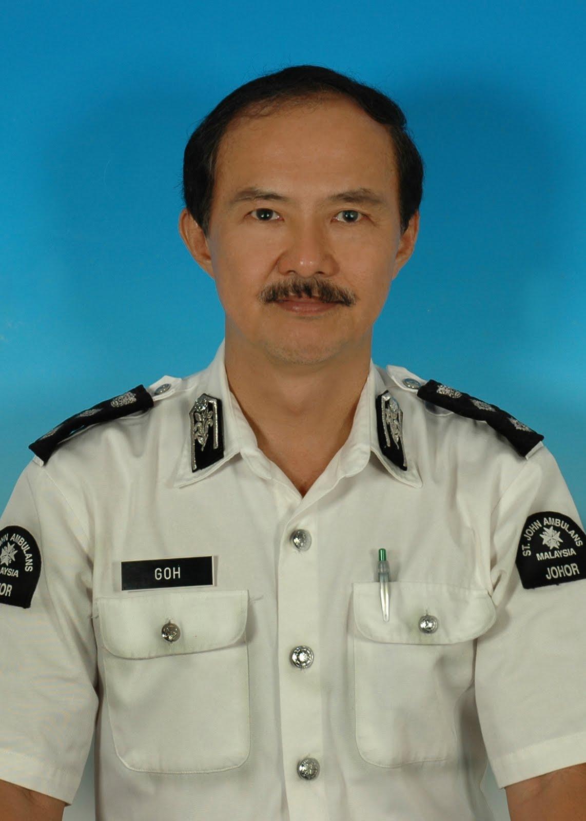 St John Ambulans Malaysia Kawasan Kluang Negeri Johor