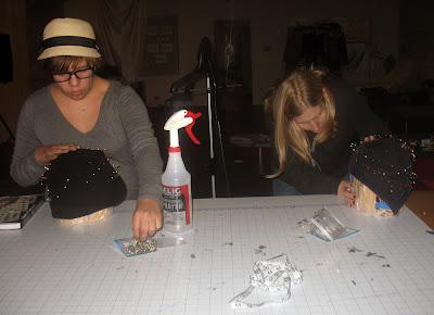 1aaf8cd02 Upcoming February Freeform Hat Blocking Workshop in San Francisco ...