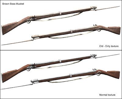 American Revolution Weaponry, American Revolution Weaponr