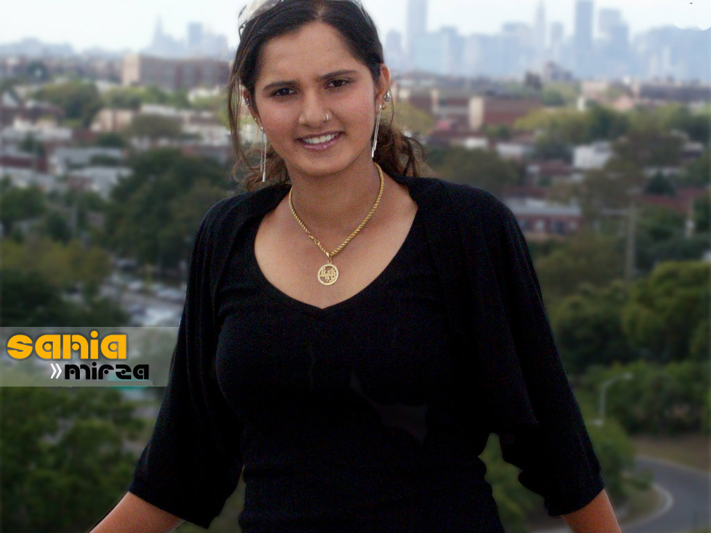 Sania Mirza Blue Film 102