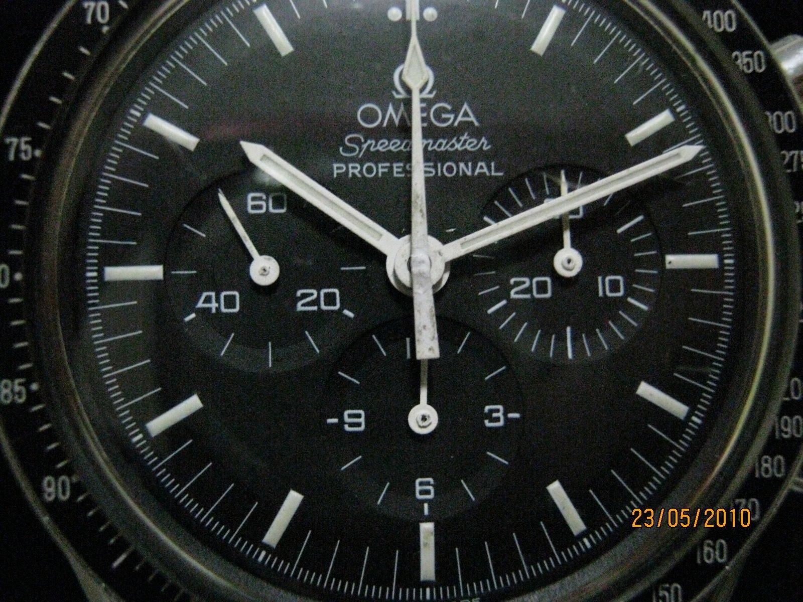 vintage watches: Omega Speedmaster Professional Apollo 11 ...