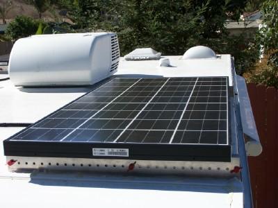 2010 lance model 1685 inverter solar installation. Black Bedroom Furniture Sets. Home Design Ideas