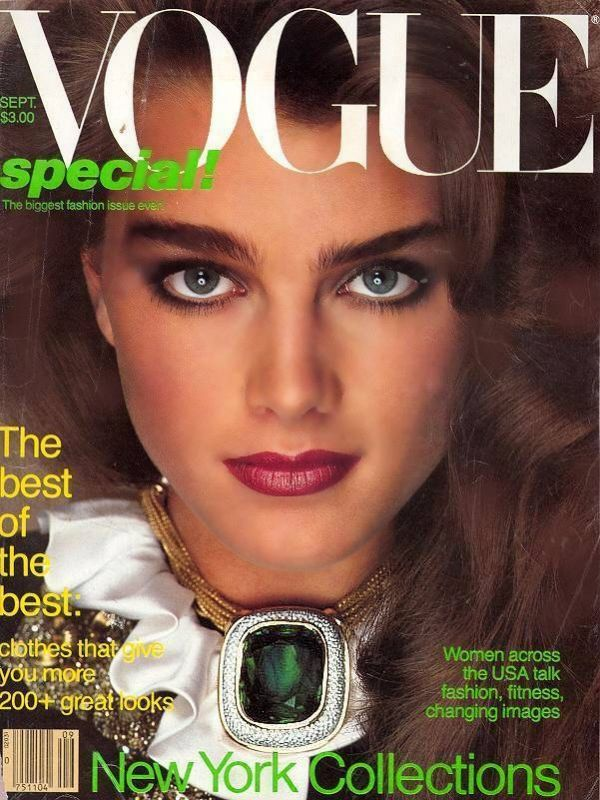 Flamingo In Space: Time Is Flying By With Vogue Covers