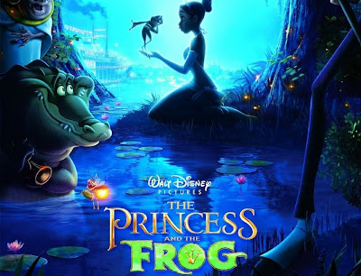 The Princess and the Frog der Film