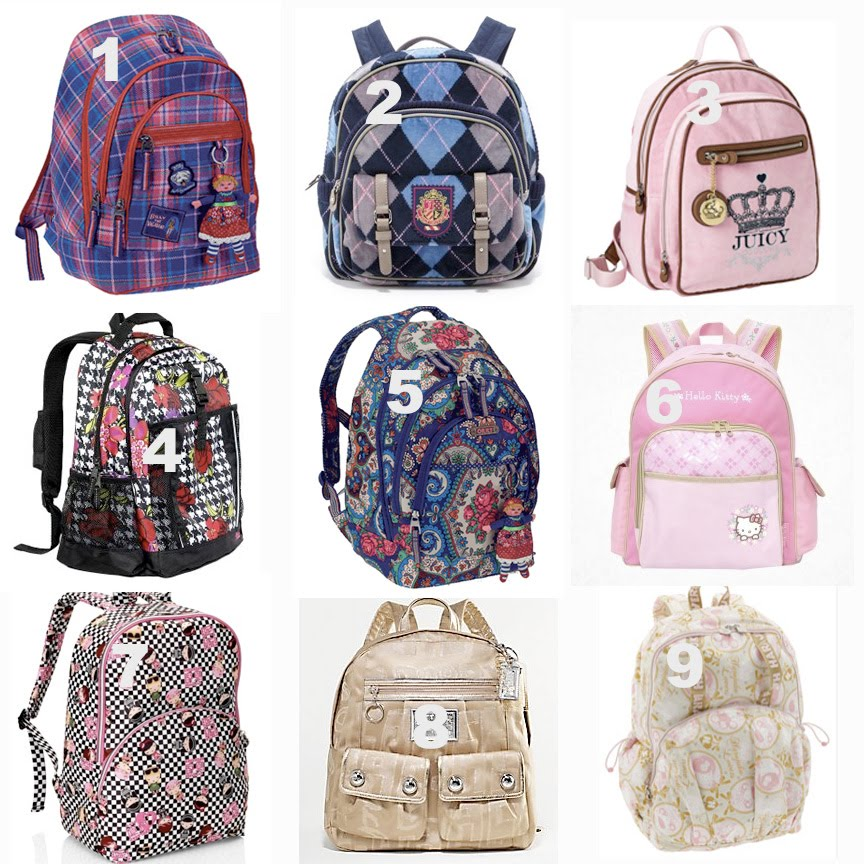 cda67eff84c Back-To-School time is right around the corner for us and for the most of  you, so its the perfect time to get a dream backpack for your girl!