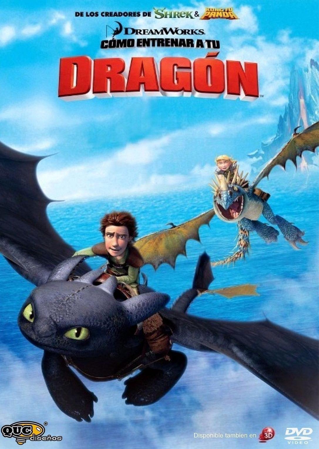como entrenar a tu dragon libro pdf español