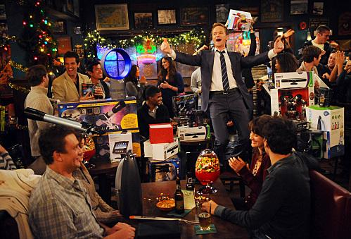 How I Met Your Mother Christmas.How I Met Your Mother Season 6 Episode 12 Review Watch