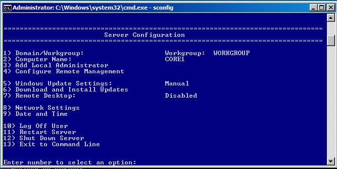 chmod 777 *: Getting Powershell started on Windows Server
