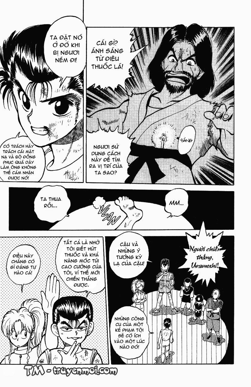 Hành trình của Uduchi chap 028: getsuno, nghệ sĩ võ thuật trang 22