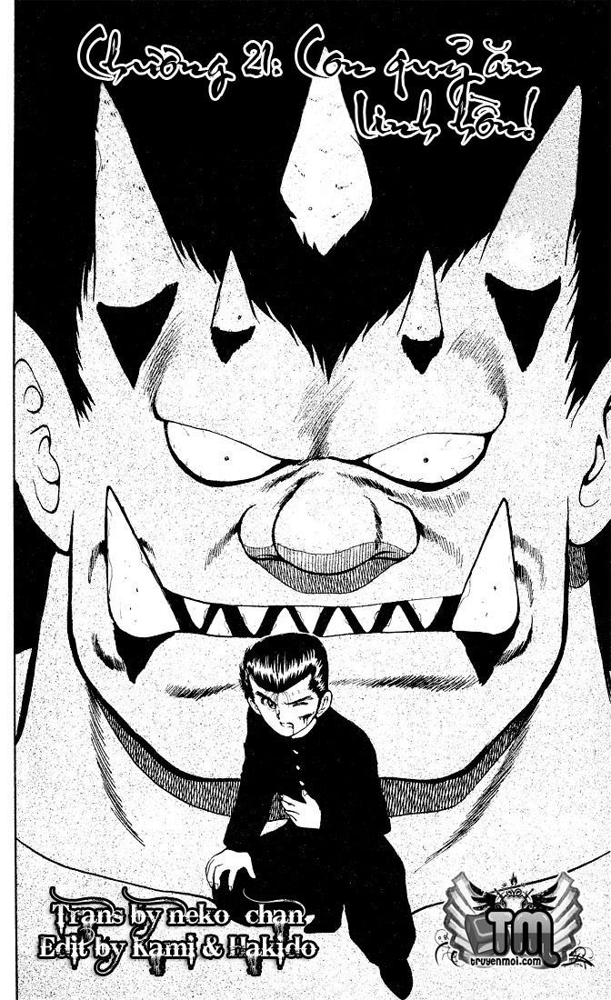 Hành trình của Uduchi chap 021: con quỷ ăn linh hồn trang 3