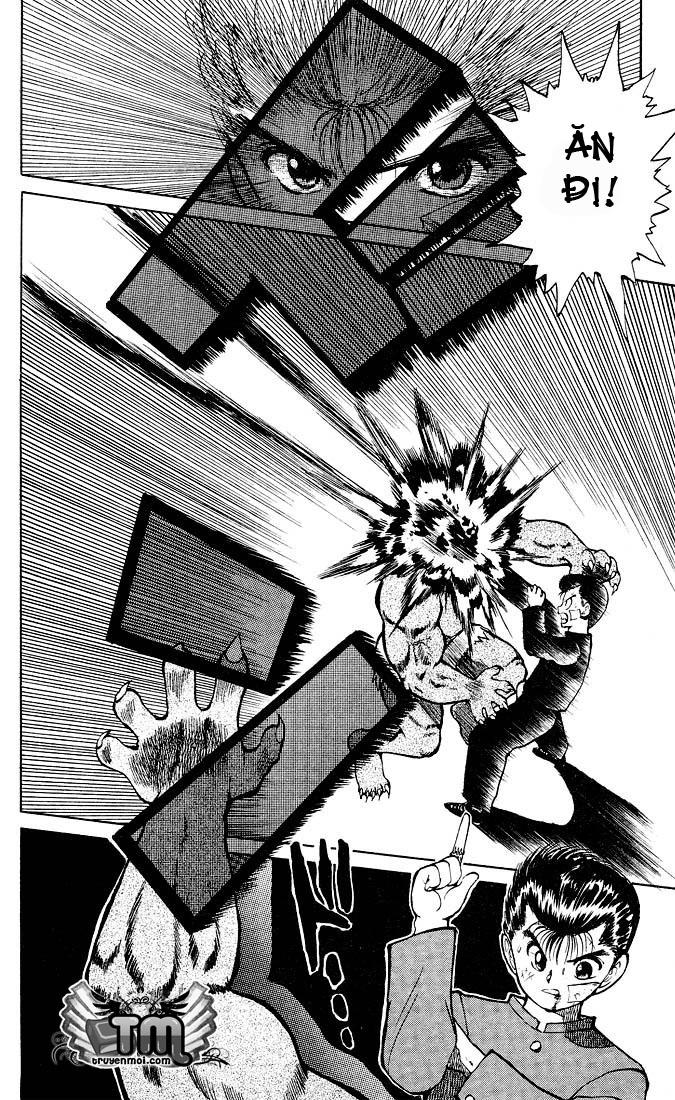 Hành trình của Uduchi chap 021: con quỷ ăn linh hồn trang 21