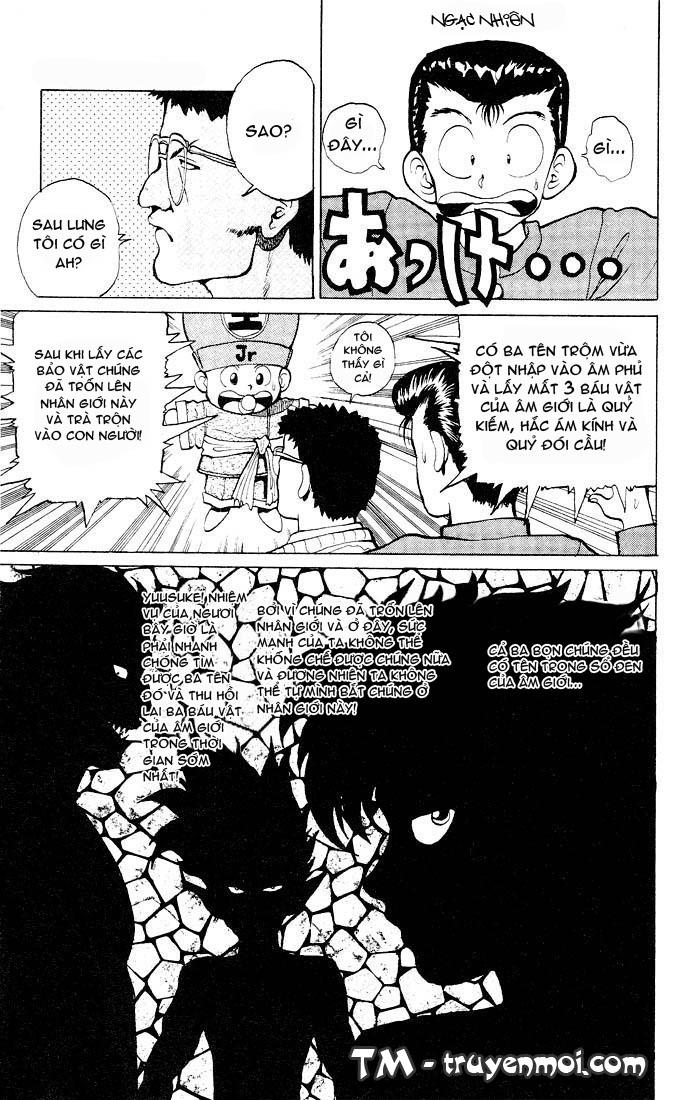 Hành trình của Uduchi chap 019: nhất dương chỉ trang 13