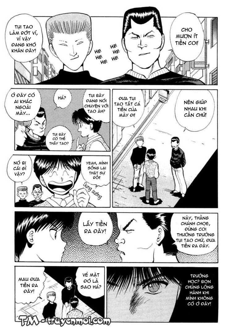 Hành trình của Uduchi chap 008: sự hồi sinh ngắn ngủi trang 12