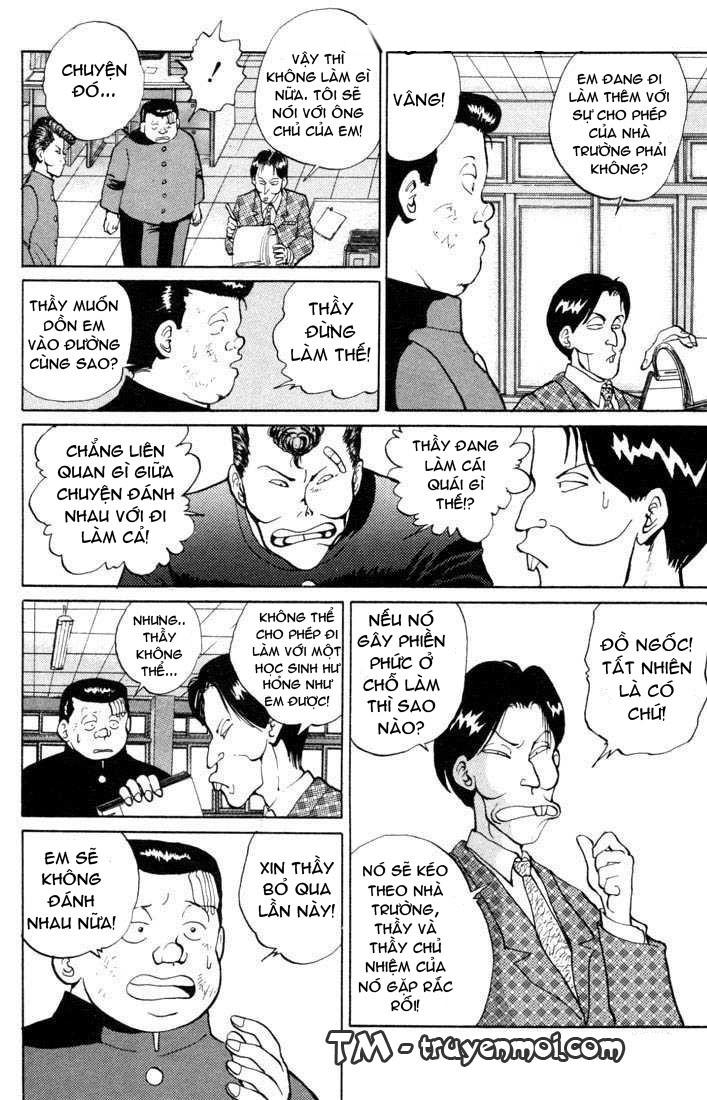 Hành trình của Uduchi chap 007: lời hứa trang 5