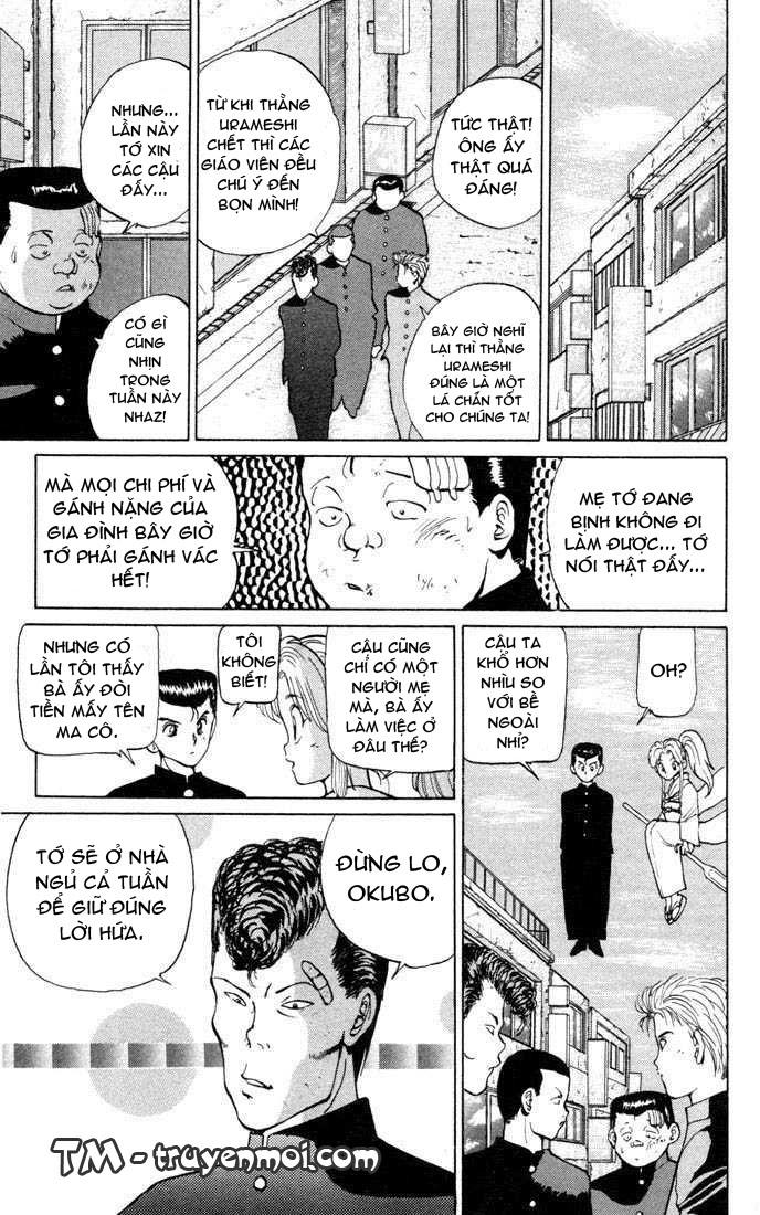 Hành trình của Uduchi chap 007: lời hứa trang 8